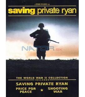 Zachráňte vojína Ryana (60th Anniversary) 4DVD /DTS/(Saving Private Ryan - The World War II Collection)