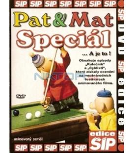 Pat a Mat Speciál ...A je to! DVD