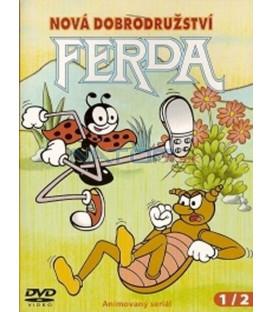 Ferda 1 / 2 - Nová dobrodružství (Ferdy) DVD