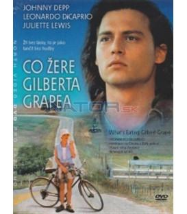 Co žere Gilberta Grapea (Whats Eating Gilbert Grape) DVD