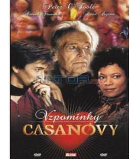 Vzpomínky Casanovy/ Casanova / Casanova: Milovník a zhýralec (Casanova) DVD