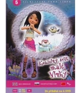Kouzelný svět malé Vlnky 5 (Magic Wonderland) DVD