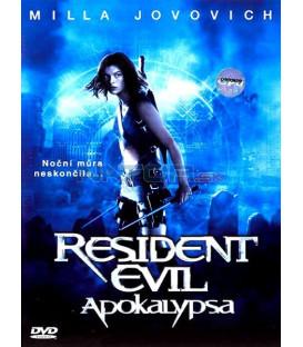 Resident Evil: Apokalypsa (Resident Evil: Apocalypse) DVD