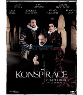 Konspirace v El Escorial (Conjura de El Escorial, La) DVD
