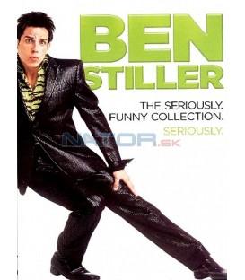 Ben Stiller-Kolekce 4DVD