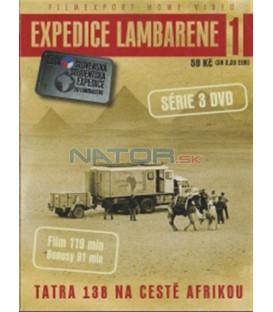 Expedice Lambarene 1. DVD
