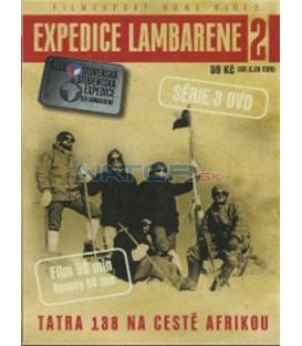 Expedice Lambarene 2. DVD
