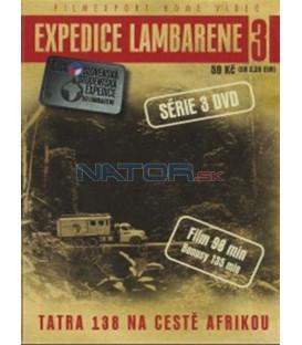 Expedice Lambarene 3. DVD