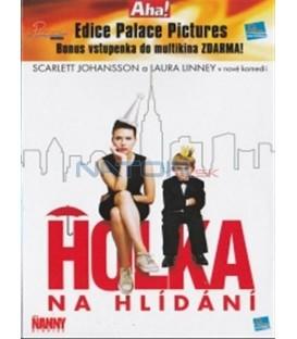 Holka na hlídání (The Nanny Diaries) DVD