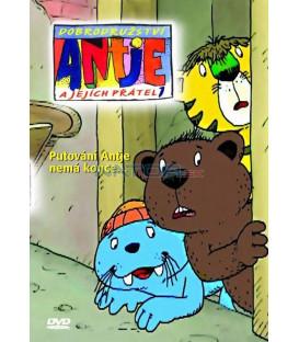 Dobrodružství Antje a jejích přátel 1 DVD