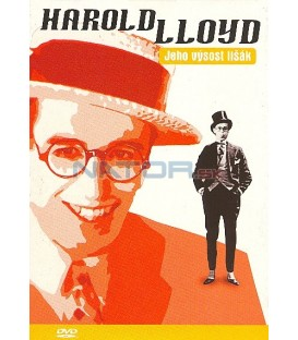 HAROLD LLOYD - JEHO VÝSOST LIŠÁK (His Royal Slyness) DVD