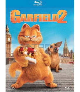 Garfield 2 Blu-ray