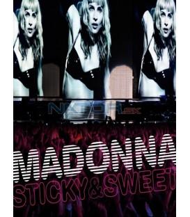 MADONNA  STICKY & SWEET DVD + CD