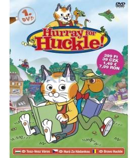 Hurá za hádankou - 1. DVD (Hurray for Huckle!)