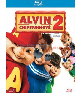 Alvin a Chipmunkové 2- Blu Ray (Alvin and the Chipmunks: The Squeakquel)