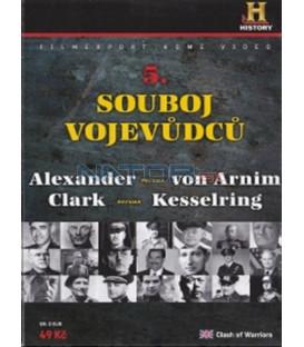 Souboj vojevůdců 5. (Clash of Warriors) DVD