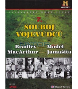 Souboj vojevůdců 7. (Clash of Warriors) DVD