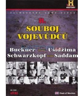 Souboj vojevůdců 8. (Clash of Warriors) DVD