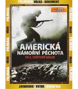 Americká námořní pěchota ve 2. světové válce - 1. DVD(Semper Fidelis - The United States Marines in World War II)