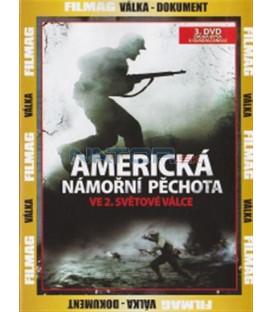 Americká námořní pěchota ve 2. světové válce - 3. DVD (Semper Fidelis - The United States Marines in World War II)