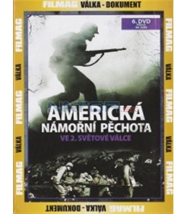 Americká námořní pěchota ve 2. světové válce - 6. DVD (Semper Fidelis - The United States Marines in World War II)
