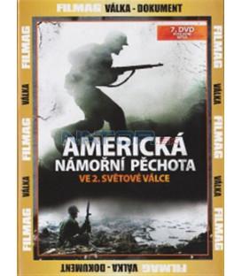 Americká námořní pěchota ve 2. světové válce - 7. DVD (Semper Fidelis - The United States Marines in World War II)