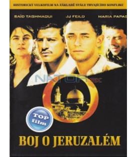 Boj o Jeruzalém (O Jerusalem) DVD