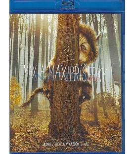Max a Maxipříšerky (Blu-ray) - Where the Wild Things Are