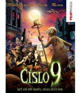 Číslo 9 animovaný (9) DVD