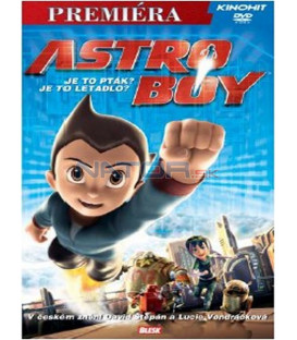 Astro boy (Astro boy) DVD