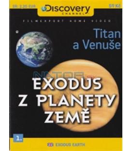Exodus z planety Země 1 (Exodus Earth) DVD