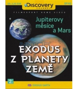 Exodus z planety Země 2 (Exodus Earth) DVD