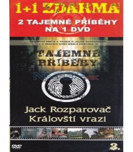 Tajemné příběhy (3. díl) - Jack Rozparovač / Královští vrazi(Mystery Files: Jack the Ripper / Royal Murder)