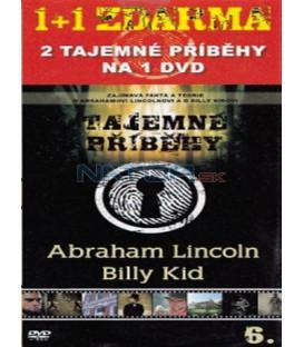 Tajemné příběhy (6. díl) - Abraham Lincoln / Billy Kid(Mystery Files: Abraham Lincoln / Billy the Kid)