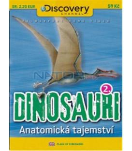 Dinosauři 2. - Anatomická tajemství (Clash of the Dinosaurs) DVD