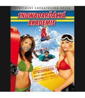 Snowboarďácká akademie (Frostbite) DVD