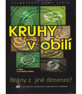 Kruhy v obilí (Crop Circles: Crossovers from Another Dimension...)