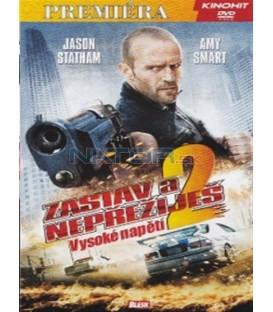 Zastav a nepřežiješ 2. - Vysoké napětí (Crank: High Voltage) DVD