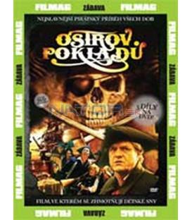 Ostrov pokladů DVD (Ostrov sokrovishch)