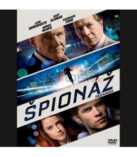 Špionáž (Paranoia) DVD
