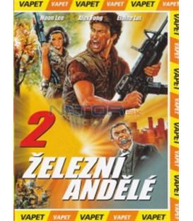 Železní andělé 2 (Tian shi xing dong II - zhi huo feng jiao long) DVD
