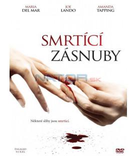 Smrtící zásnuby (Engaged to Kill) DVD