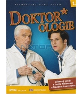 Doktor*ologie 1. (Doctor*Ology) DVD