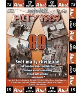 Největší hity 1989 CD