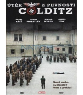 Útěk z pevnosti Colditz (Colditz) DVD
