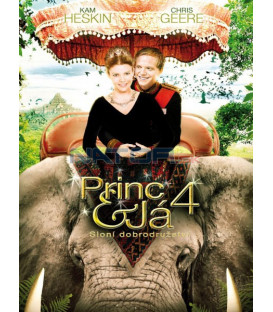 Princ a já 4: Sloní dobrodužství (The Prince & Me: The Elephant Adventure) DVD