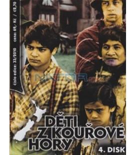 Děti z Kouřové hory - 4. disk (Children of Fire Mountain) DVD