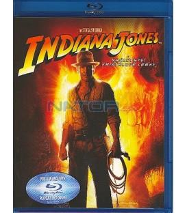 Indiana Jones a království křišťálové lebky- Blu-ray (Indiana Jones and the Kingdom of the Crystal Skull)