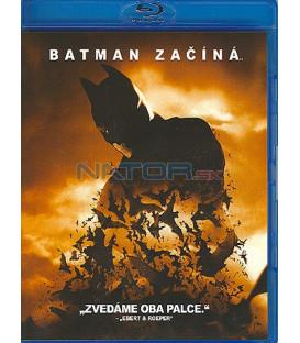 Batman začíná -Blu-Ray (Batman Begins)
