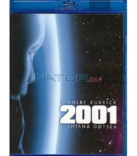 2001: VESMÍRNA ODYSEA SPECIÁLNÍ EDICE-Blu-ray(2001: A Space Odyssey)